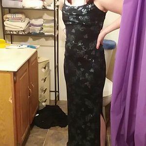 A prageant dress